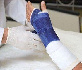 Вибір засобу фіксації переломів дистального відділу променевої кістки у пацієнтів похилого віку