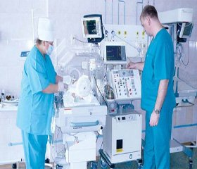 The infusion therapy characteristics in preterm newborns with respiratory distress syndrome depending on respiratory support