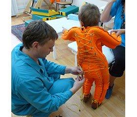 Застосування рефлексотерапії у системі реабілітації дітей із дитячим церебральним паралічем