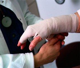 Синдром травматичного здавлювання / роздавлювання (краш-синдром)