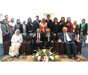 Візит президента Kozyavkin Medical Group професора Володимира Козявкіна в Малайзію
