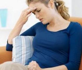 Брюшная доношенная беременность