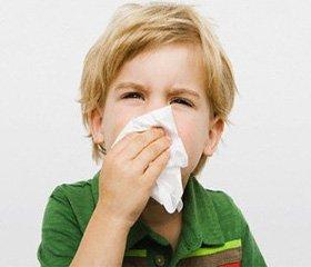 Ефективність застосування препарату L-цет у дітей із сезонним алергічним ринітом