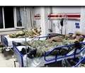 "Seasonal hospitalization of military personnel with ""childhood"" infectious diseases"