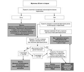 Osteoporosis in men: state of the problem, risk factors, diagnosis, modern approaches to treatment