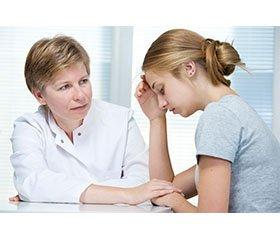 Лечение девочек-подростков с неврологическими нарушениями на фоне гинекологической патологии