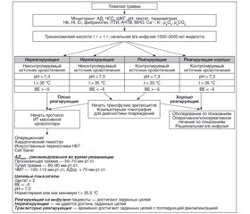 Good clinical practice of initial management of intensive care following combat and civilized multitrauma (literature review)