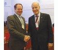 Наш гість — Майкл Херст, президент Міжнародної діабетичної федерації