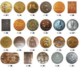 Child's health in the mirror of numismatics. Report 2. The history of pediatric surgery