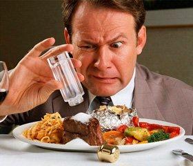 Может ли быть так, что 95 % людей в мире ошибаются относительно соли?