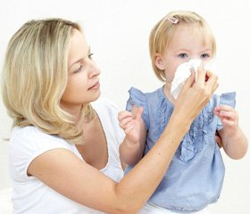 Runny Nose in Children