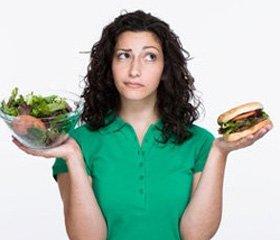 Про вегетаріанське харчування  хворих на цукровий діабет