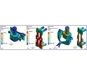Математическое моделирование переднего межтелового спондилодеза ригидными и динамическими цервикальными конструкциями в случае отсутствия полного контакта межтеловой опоры и каудальной замыкательной пластины позвонка СIV