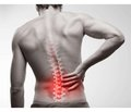 Manifestation of pain syndrome in lumbar instability
