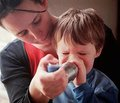 Особенности неотложной терапии синдрома  бронхиальной обструкции у детей раннего возраста