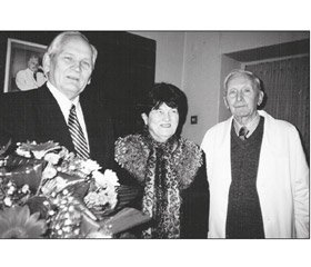 Reflexotherapy in Ukraine: founder and successors. On the 90th anniversary of the birth of professor Macheret Yevheniia Leonidivna
