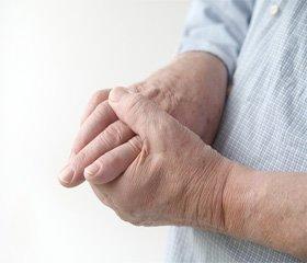 Вікові особливості клініки й перебігу подагри на тлі метаболічного синдрому