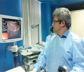 Первый опыт выполнения внутрипросветной холедоходуоденостомии под контролем эндоскопической ультрасонографии