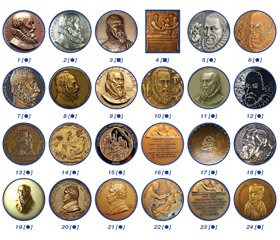 History of orthopedics in the mirror of numismatics