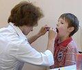 Острый стрептококковый тонзиллофарингит у детей: вопросы диагностики и терапии