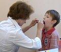 Рандомизированная двойная слепая плацебо-контролируемая модель, демонстрирующая местный эффект бензидамина у детей с тонзиллофарингитом