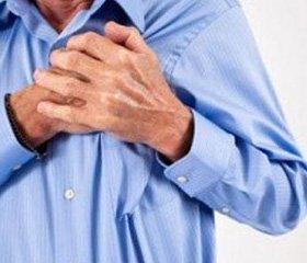 Дифференциальная диагностика болей  и жжения за грудиной: гастроэзофагеальная  рефлюксная болезнь или стенокардия?