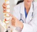 Клинико-инструментальные проявления остеопороза позвоночника при тяжелых формах церебрального паралича у детей