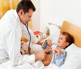 Лямблиоз у детей. Эпидемиология, клиника, диагностика
