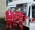 Бригади екстреної (швидкої) медичної допомоги та бригади постійної готовності першої черги служби медицини катастроф