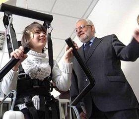 Використання переривчастої  нормобаричної гіпоксії у  комплексному лікуванні дитячого церебрального паралічу
