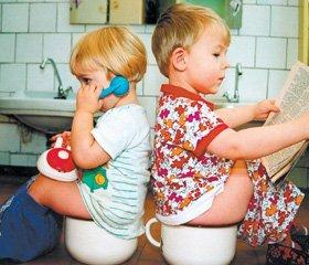 Вспышка секреторных диарей в детском саду