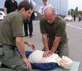 Влияние диспетчерских инструкций и навыков неподготовленных спасателей на качество догоспитальной реанимации в имитационной модели внезапной остановки сердца