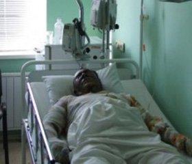 Хирургическое лечение пострадавших от взрывной травмы шахтеров в стадии ожогового шока