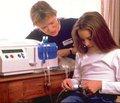 Гемодинамические сдвиги в сосудах глаз  и их коррекция у детей, больных хроническим  гломерулонефритом