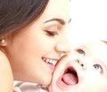 """Modern trends in breastfeeding of infants and interaction features in the pair """"mother-child"""""""