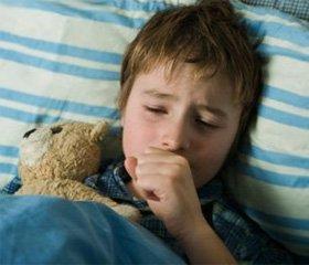 Синдром кашля у детей  и его патогенетическое лечение