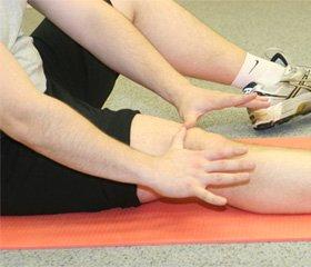 Применение гемостатического турникета при артроскопии коленного сус-тава