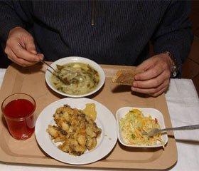В приеме пищи важно соблюдать ритуал