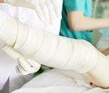 Відновне лікування хворих із множинними діафізарними переломами довгих кісток кінцівок