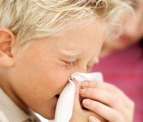 Интерферонотерапия в лечении острых респираторных вирусных заболеваний у детей
