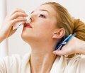 Носовое кровотечение: методы местного гемостаза