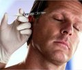 Отсутствие эффекта ботулинотерапии блефароспазма, обусловленное локальной склеродермией