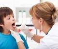 Патогенетическая терапия при воспалительных заболеваниях глотки у детей