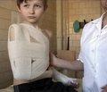 Новые аспекты лечения переломов дистальной части плечевой кости у детей