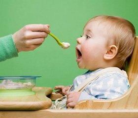 Сучасні тенденції в харчуванні дітей раннього віку (12–36 міс.): європейський та світовий досвід