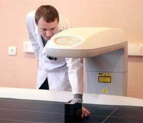 Особенности рентгенологического исследования при переломо-вывихах в области тазобедренного сустава