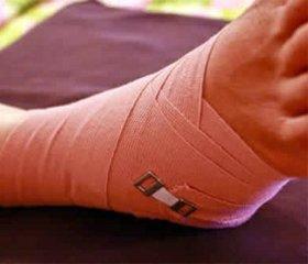 Медицинская помощь на догоспитальном этапе шахтерам с травмой суставов, сопровождающейся шоком