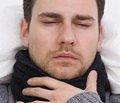Местная терапия при боли в горле