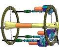 Компресійно-дистракційні шарнірні апарати власної конструкції в лікуванні уражень суглобів кисті