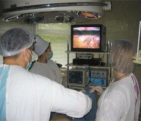 Перший досвід використання препарату Пропофол-Ново в програмах анестезіологічного забезпечення лапароскопічних холецистектомій та оперативних втручань в отоларингології